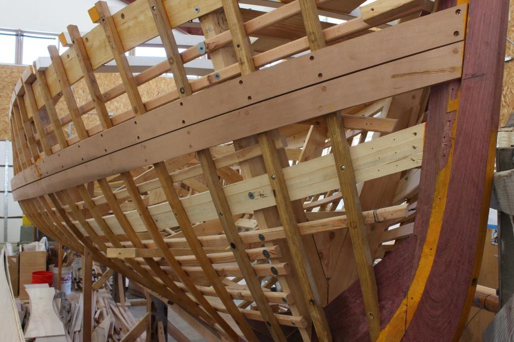 Obnova lesenih plovil - product image