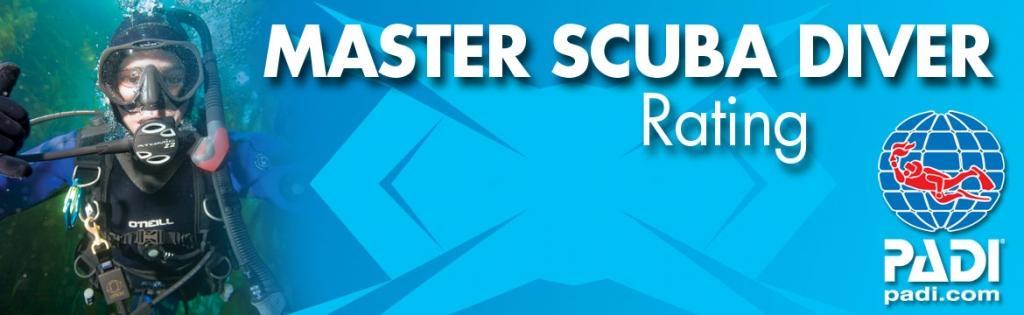 Master Scuba Diver - product image