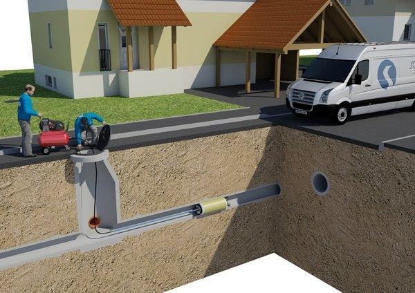 Točkovna sanacije kanalizacije - product image