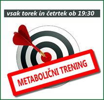 Metabolični trening - product image