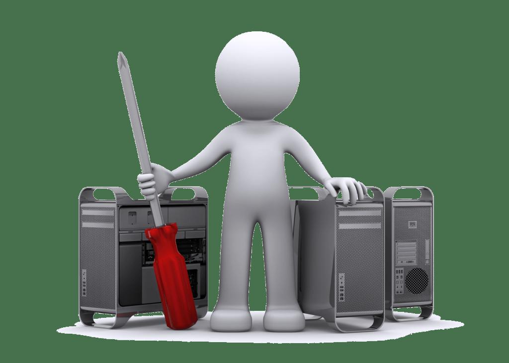 Servis računalniške opreme - product image