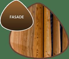 Lesene fasade - product image