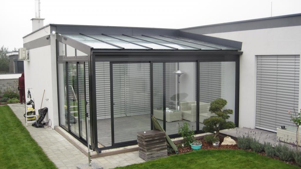 Zimski vrtovi iz aluminija - product image