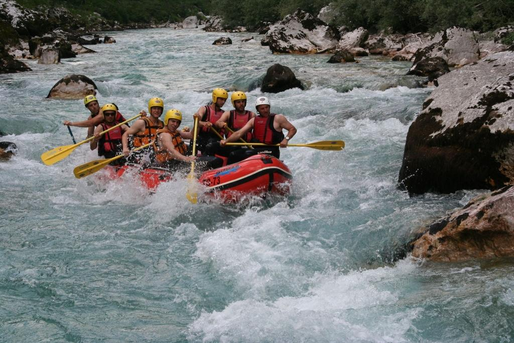 Rafting na Soči - product image