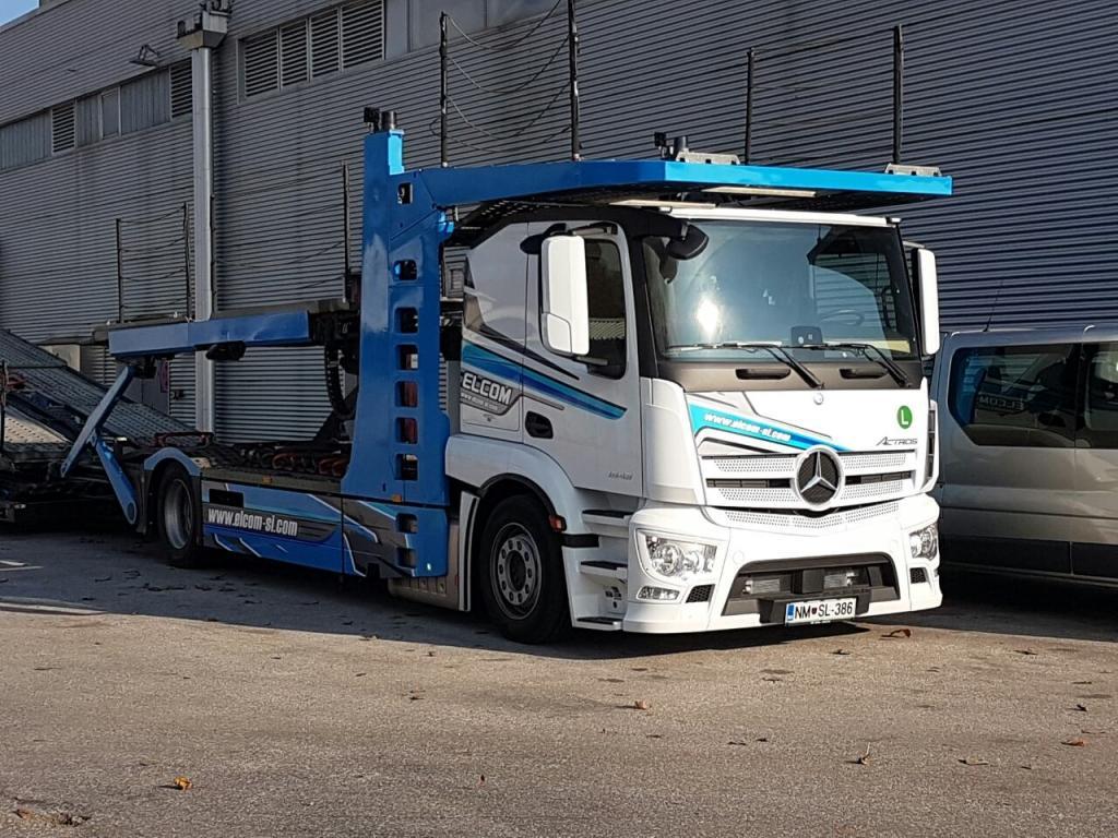 Mednarodni prevozi vozil - product image