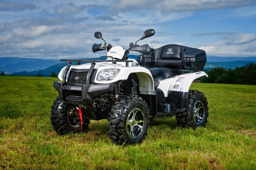 Štirikolesnik ATV GOES - product image