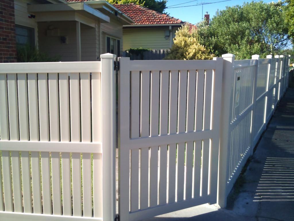 PVC ograje - product image
