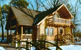 Zakaj izbrati leseno hišo? - product image