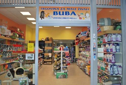 Trgovina za male živali Buba Novo mesto - product image