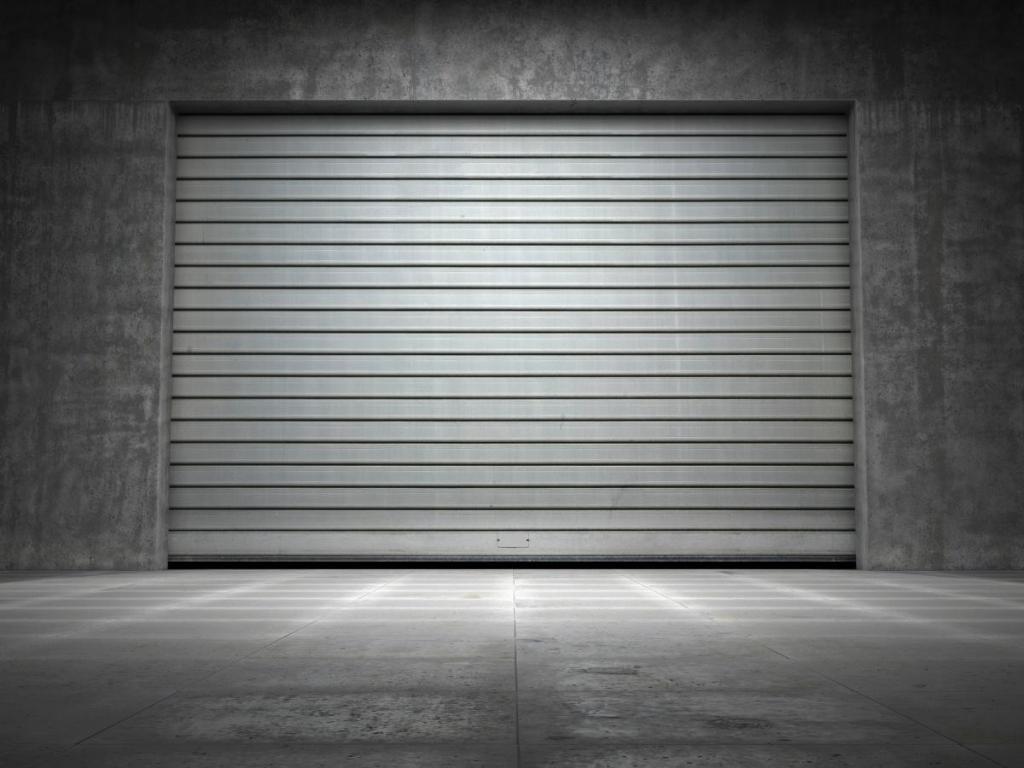 Industrijska garažna vrata AMS dizajn - product image