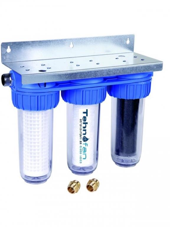 Trojni filter za celo hišo / pralni-sediment-mikrofos - product image