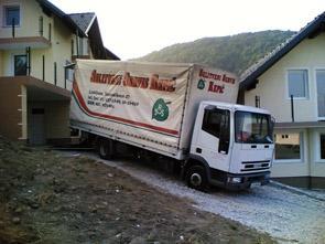 Kosovni odvoz na deponijo - product image